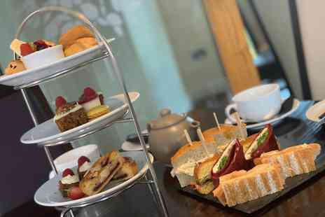 The Lemon Tree - Traditional afternoon tea for two people - Save 34%