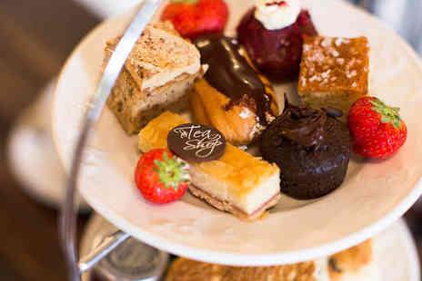 Last Drop Village Hotel and Spa - Afternoon tea for two people, glass of Prosecco each - Save 44%