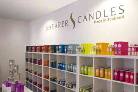 Shearer Candles - Box of Six Candles for Collection - Save 40%