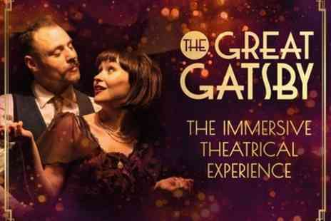 Gatsbys Drugstore - Tickets to see The Great Gatsby - Save 0%