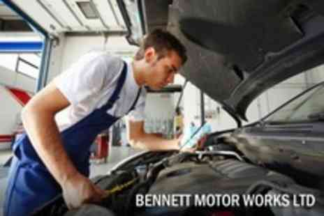 Bennett Motor Works - 54 Point Service With Oil and Filter Change - Save 73%