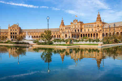 Bargain Late Holidays - Four nights Madrid and Seville trip with breakfast and return flights - Save 22%