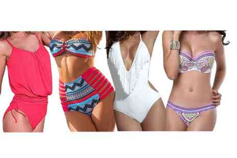 Boni Caro - Bikini Clearance Four Designs - Save 77%