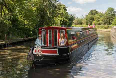 ABC Boat Hire - Three nights weekend or four nights weekday canal boat stay for up to six people - Save 48%
