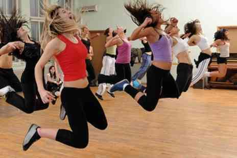 City Academy - Six 60 min Zumba Classes - Save 67%