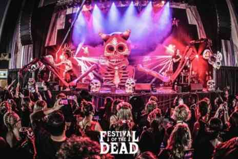 Festival of the Dead 2019 - One or two general admission or VIP ticket from 12th October To 15th November - Save 53%