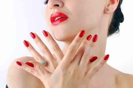 Beautys Inn - Gel Manicure or Pedicure or Both - Save 55%