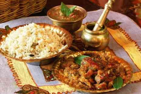 Flavours - £20 or £40 to Spend Toward Indian Food and Drinks - Save 50%