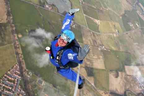 Skydive Academy - Static Line Parachuting Course with First Jump - Save 42%