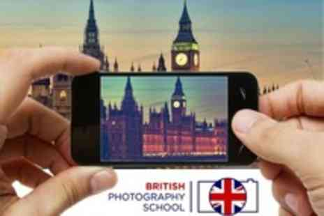 British Photography School - Three Hour iPhoneography Class for One - Save 62%