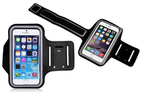 YelloGoods - Sports armband phone holder - Save 85%