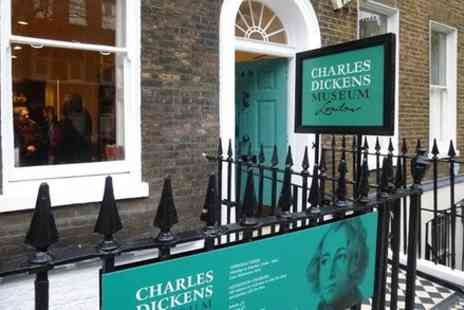 London Sights & Attractions - Charles Dickens Museum Entrance Ticket - Save 0%