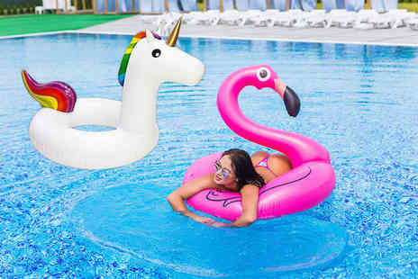 Vivo Mounts - Inflatable swim ring choose from two designs - Save 77%