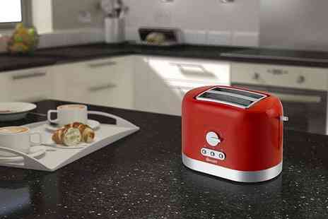 Dealberry - Swan two slice plastic toaster - Save 0%
