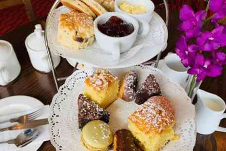 The Dragon Hotel - Afternoon Tea with Optional Glass of Prosecco Each for Two - Save 46%