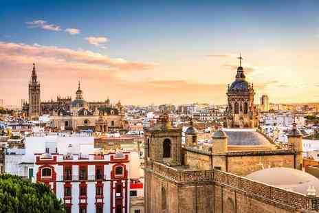 Super Escapes Travel - Four Star Two nights Seville break with return flights - Save 22%