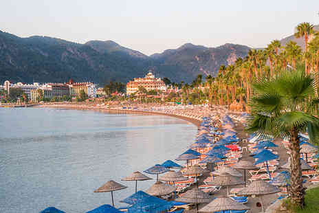 Super Escapes Travel - Five Star All inclusive seven nights Turkey break with flights - Save 25%