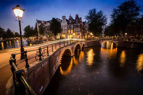 Weekender Breaks - Two nights Amsterdam holiday with entry to the Amsterdam Dungeons and return flights - Save 39%