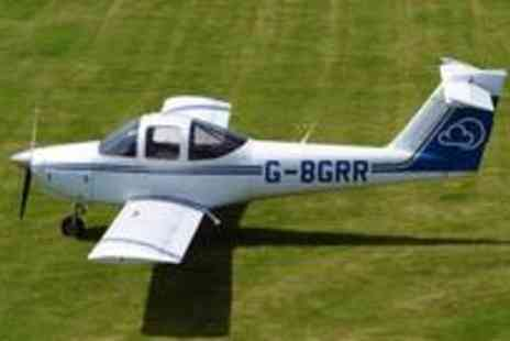 Hinton Pilot Flight Training - Two hour flying experience - Save 67%