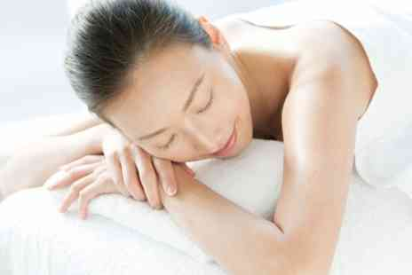 The Salon North End - Massage with Facial - Save 46%