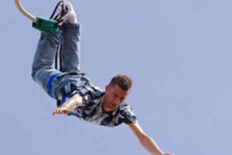 Extreme Sensations Bungee - Bungee Jump Experience - Save 50%
