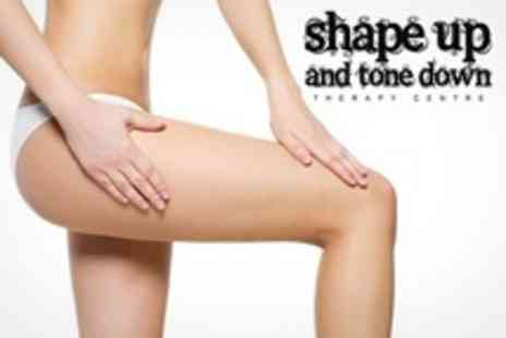 Shape Up and Tone Down - Laser Lipolysis Five Sessions - Save 0%