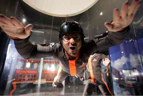 Virgin Experience Days - The Bear Grylls iFly Experience - Save 0%
