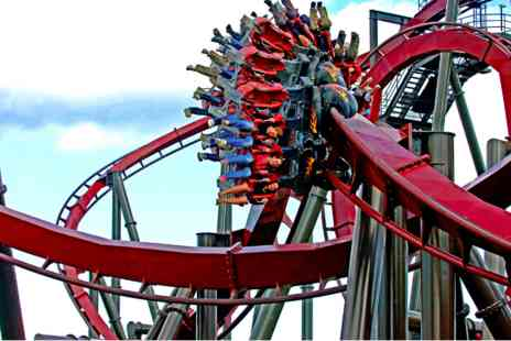 Thorpe Park Resort - One Night Inn Break with Tickets for Two - Save 0%