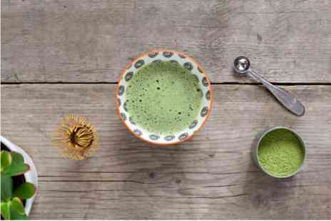 Bird and Blend Tea Co - Matcha Tea Mixology Workshop for Two - Save 0%