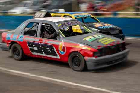 Mendips Raceway - One adult or child ticket or family ticket of up to two adults and three children - Save 54%