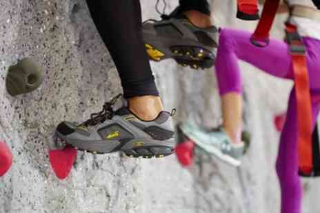 Go Kids Go - One Hour Climbing Session for Up to Four - Save 25%