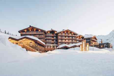 Alparena Hotel & Spa - Four Star Panoramic Pool & Well being Area with Direct Piste Access - Save 43%