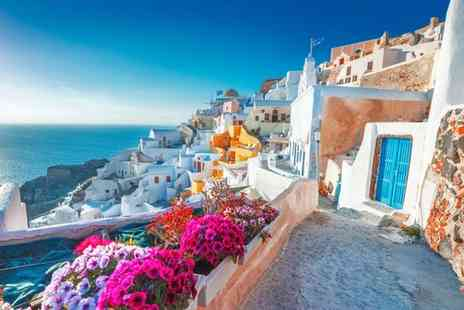 Discover the Cyclades - Scenic Adventure Across Idyllic Island Landscapes - Save 0%