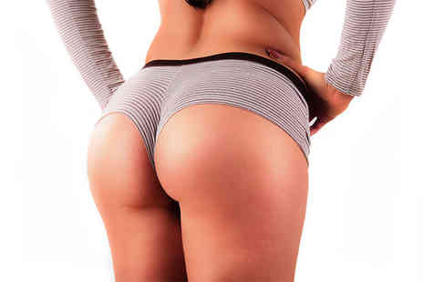 Wow Beauty & Nails - Non surgical Brazilian bum lift and laser lipolysis package - Save 67%