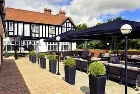 Mercure Thame Lambert Hotel - Standard Room for Two with Breakfast, Wine and Option for Tea and Dinner - Save 30%