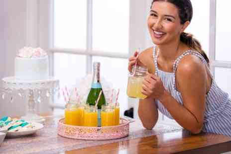 Clayton Hotel - Brunch with Bottomless Bubbles for Two - Save 30%