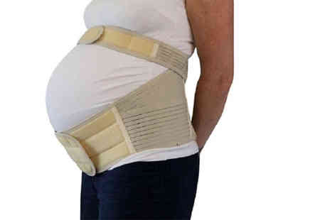 Sole Control - Dual strap maternity support belt - Save 33%