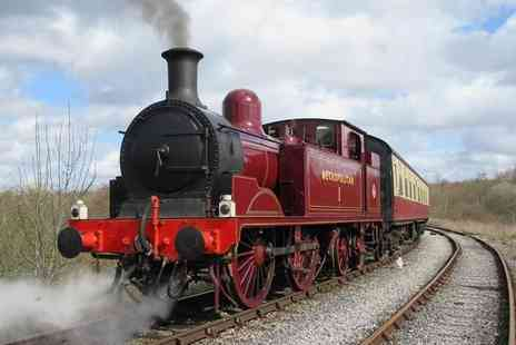 Midland Railway - Ticket for two adults or family of five - Save 44%