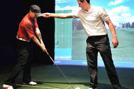 Affordable Golf - 30 minute private golf lesson with a PGA tour pro - Save 60%