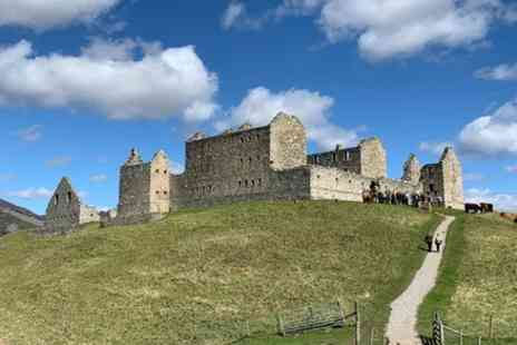 Highland Day Tours - Badenoch and Strathspey Ruthven Barracks, Frank Bruce Sculpture Trail and more - Save 0%