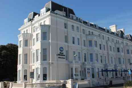 Best Western Clifton Hotel - Standard Double Room for Two with Breakfast and Option for Three Course - Save 5%
