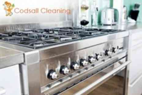 Codsall Cleaning - Cleaning For Single Oven - Save 60%