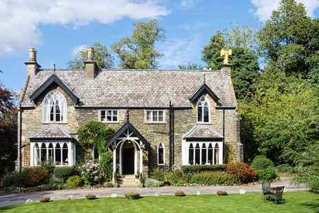 Cedar Manor Hotel & Restaurant - Two nights Windermere stay - Save 0%