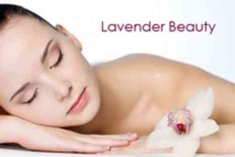 Lavender Beauty - Full Body Wrap Plus Facial and Massage - Save 82%