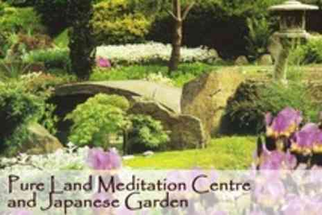 Pure Land Meditation Centre - Entry For Two - Save 50%