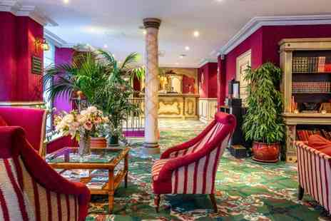 Villa Eugenie - Four Star Elegant Hotel with Lavish Interiors in Charming Batignolles for two - Save 70%