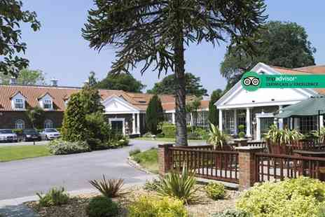 The Bridge Hotel & Spa - Three hour spa experience with two course lunch or dinner and bubbly - Save 40%