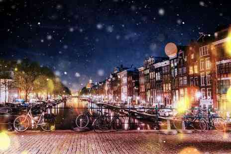 Bargain Late Holidays - Two nights Amsterdam winter holiday with breakfast and return flights - Save 25%