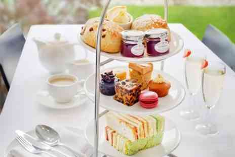 Doubletree by Hilton Hull - Traditional or Prosecco Afternoon Tea for Two or Four - Save 37%