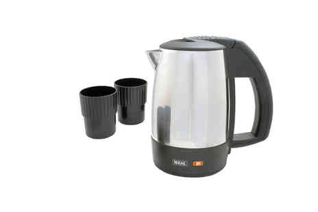 WAHL - 0.5L cordless travel kettle - Save 32%